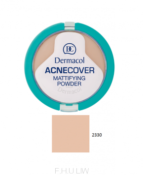 DERMACOL ACNECOVER MATTIFYING POWDER - SHELL 02
