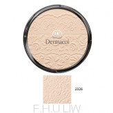 DERMACOL COMPACT POWDER WITH LACE RELIEF NO2