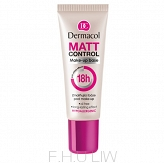 DERMACOL MATT CONTROL MAKE-UP BASE