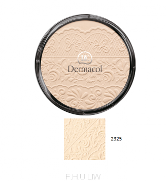 DERMACOL COMPACT POWDER WITH LACE RELIEF NO1