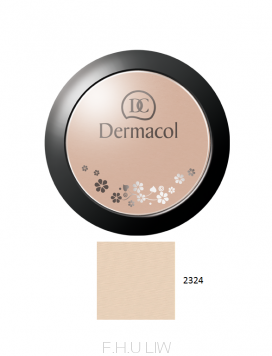 DERMACOL MINERAL COMPACT POWDER - 02