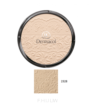 DERMACOL COMPACT POWDER WITH LACE RELIEF NO4