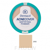 DERMACOL ACNECOVER MATTIFYING POWDER - HONEY 04