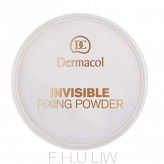 DERMACOL INVISIBLE FIXING POWDER - LIGHT